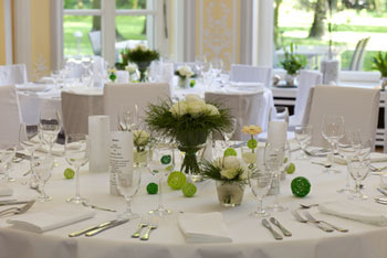 Luxury self-catering wedding reception venues in the UK